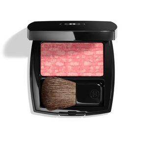Limited Edition Chanel Tweed Effect Blush